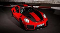 Porsche 911 GT2 RS MR : le nouveau record du Nurburgring