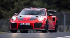 Cette Porsche est l'engin routier le plus rapide de tous les temps !