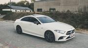 Essai Mercedes-AMG CLS 53