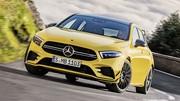 Mercedes-AMG A 35 4Matic : un prix de base fixé à 50.399 euros