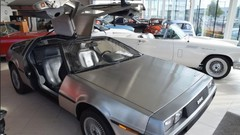 Marche arrière : La DeLorean DMC 12