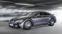 """Mercedes-AMG GT 63 S, la plus rapide de sa """"catégorie"""" sur le Nürburgring"""