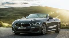 BMW Série 8 Cabriolet (2019) : La nouvelle Série 8 enlève le haut
