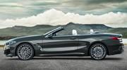 BMW Série 8 Cabriolet : les photos officielles