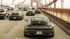 Porsche teste sa 911 type 992 dans des situations extrêmes avant son lancement