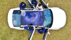 Le groupe Hyundai veut généraliser les toits solaires
