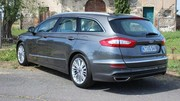 Ford annonce une Mondeo hybride SW