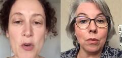 Carburants : les explications d'Emmanuelle Wargon face à la colère de Jacline Mouraud