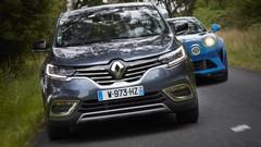 Essai Renault Espace TCe 225 : Il s'offre le moteur de l'A110