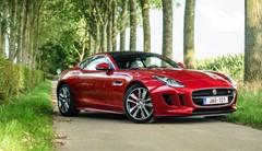 Essai Jaguar F-Type V6 S AWD