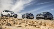 Citroën C3 Aircross / Renault Captur / Seat Arona : la bataille des crossovers urbains