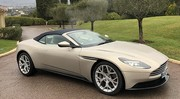 Essai de l'Aston Martin DB11 Volante : le plus beau cabriolet au monde