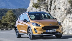 Essai de la Ford Fiesta Active : La fête au crossover Une vraie gamme Active