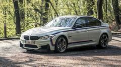 Essai BMW M3 F80