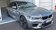 Essai de la BMW M5 : Désormais en 4 roues motrices !