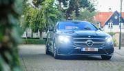 Essai Mercedes S500 Coupé