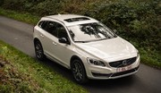 Essai Volvo V60 Cross Country D4