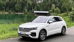 Essai Volkswagen Touareg (2018) : Nouvelle vitrine de la marque