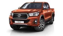 """Toyota lance la série spéciale Hilux """"Invincible"""""""