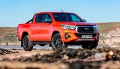 Toyota Hilux Invincible X : un nouveau haut de gamme