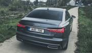 Essai Audi A6 45 TDI