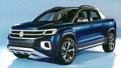 Volkswagen Tarok : le petit pickup