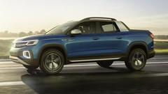 Volkswagen Tarok Concept (2018) : Le Pick-Up nouvelle génération