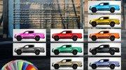Mercedes Classe X² : des couleurs excentriques et un pack off-road au programme