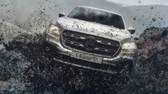 Mercedes : un pick-up Classe X très spécial en Allemagne