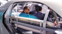 Les mythologies automobiles d'Emmanuel Macron