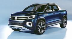 Volkswagen Tarok : un petit pick-up sous forme de concept