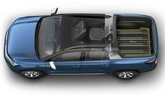 Volkswagen Tarok concept : un nouveau « petit » pick-up pour le Brésil