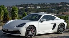 Essai Porsche 718 Cayman GTS : La très bonne élève