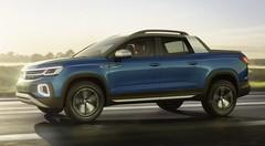 Le pick-up Volkswagen Tarok annonce un petit frère pour l'Amarok