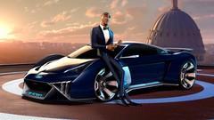Audi RSQ e-tron : conçue pour Will Smith dans Spies in Disguise