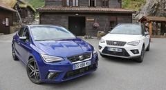 Essai Seat Ibiza vs Seat Arona : berline ou SUV, que choisir ?