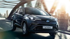 Le Toyota C-HR désormais disponible uniquement en version hybride