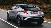 Toyota C-HR: désormais uniquement hybride