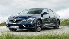 Prix Renault Talisman (2018) : nouveaux moteurs TCe et 1.7 Blue dCi