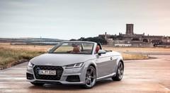 Audi : et si la TT devenait un coupé quatre portes ?
