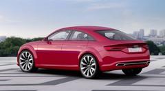 La nouvelle Audi TT sous forme de berline ?
