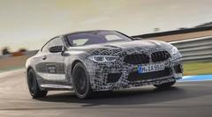 BMW M8 Coupé : prête pour la production !