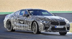 BMW M8 (2019) : Ultime mise au point avant la production en série