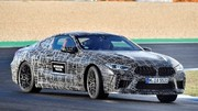 La BMW M8 pointe le bout de son V8 !