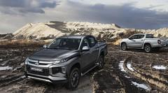 Mitsubishi dévoile le nouveau L200