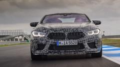 La BMW M8 est presque prête pour la production