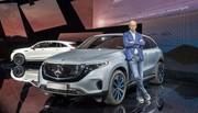 Mercedes-Benz et Tesla : La solution électrique de secours pour Mercedes ?