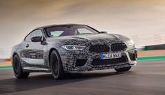 BMW M8 : quatre roues motrices et 600 ch