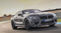 BMW M8 : presque prête, elle se laisse déjà entrevoir