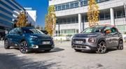 Comparatif Citroën C4 Cactus VS Citroën C3 Aircross : histoire de famille